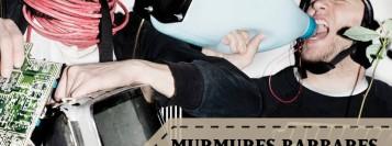 muzak murmures barbares + masque d'humanité 24.01.2015